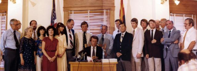 groundwater act signing