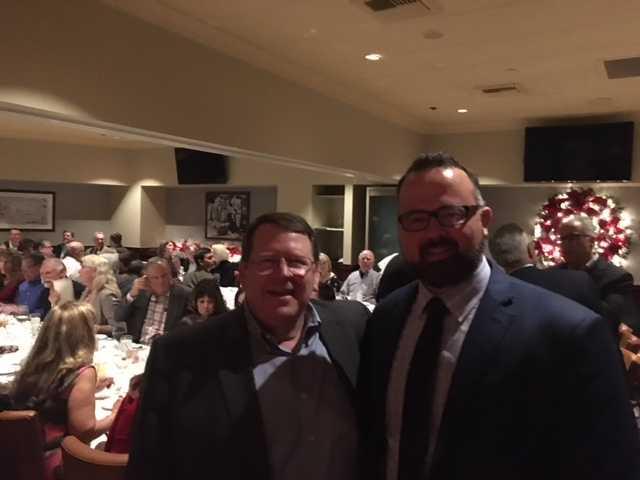 Kirk Adams and Mark Bonsal