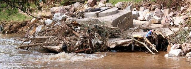 Nogales sewage