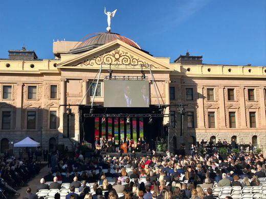 2019 inauguration date in Sydney